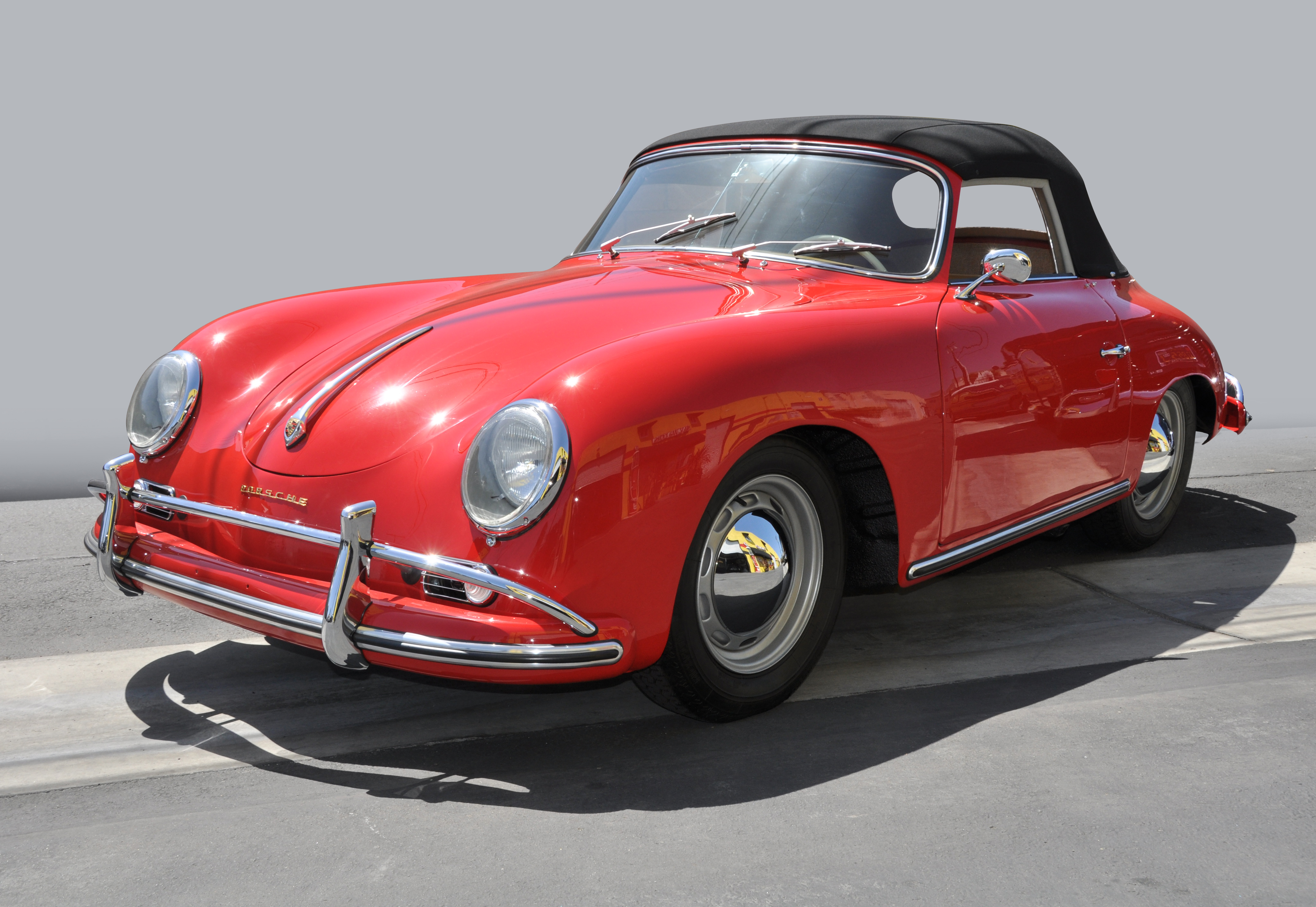 russo and steele outstanding 1957 porsche 356 a reutter