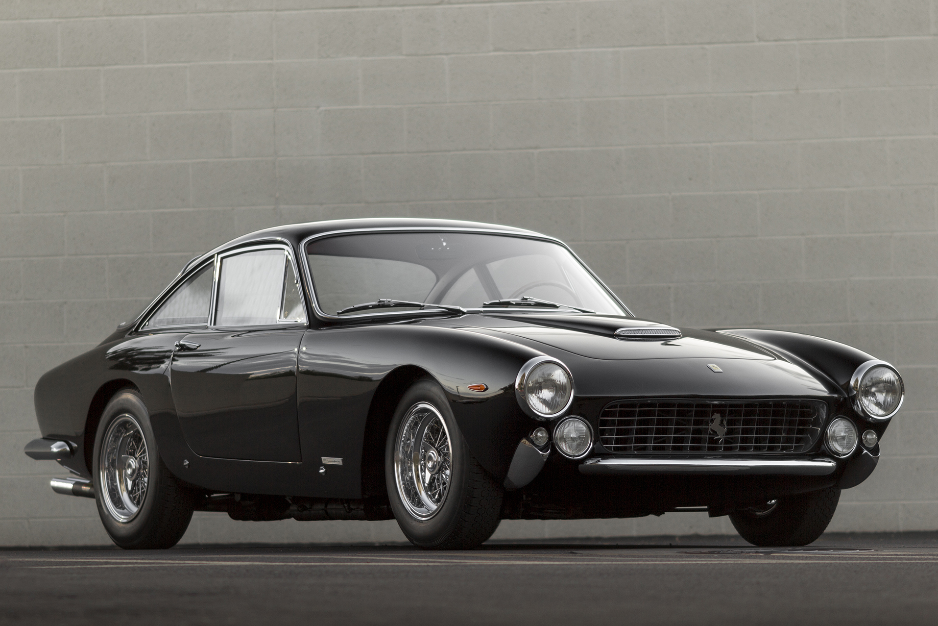 russo and steele exquisite 1963 ferrari 250gt l. Black Bedroom Furniture Sets. Home Design Ideas