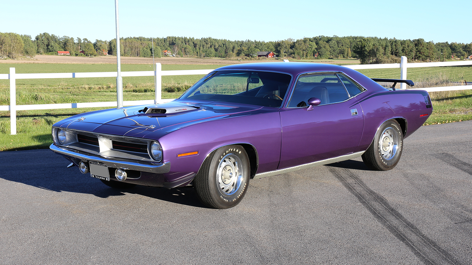 Daytona Dog Track >> Russo and Steele | Lindsten Collection of Highly Desirable Classic MOPAR's to be Featured NO ...