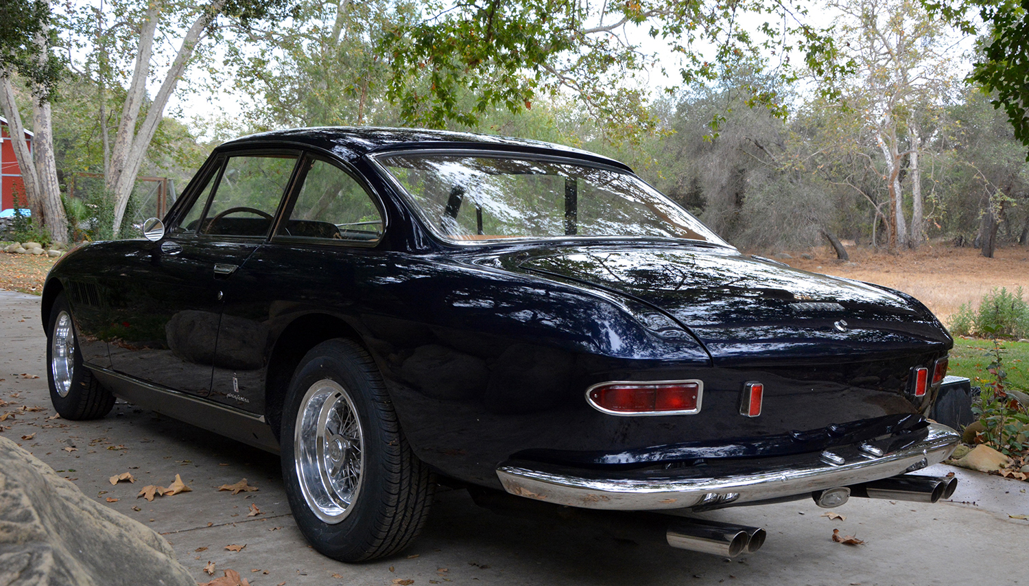 Russo and steele highly exotic one off 1965 ferrari 330 gt dsc7708 vanachro Images