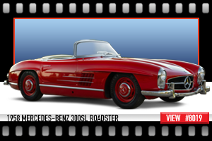 Insider Preview 300SL ROADSTER 8019